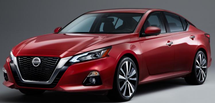 Nissan Altima 2019 Model