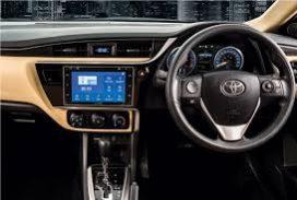 Toyota Corolla Altis 1.6L Price In Pakistan