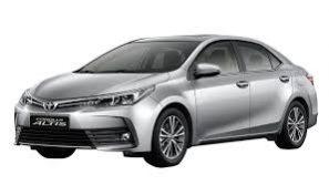 Toyota Corolla Altis 1 6l Price In Pakistan Specs Exterior